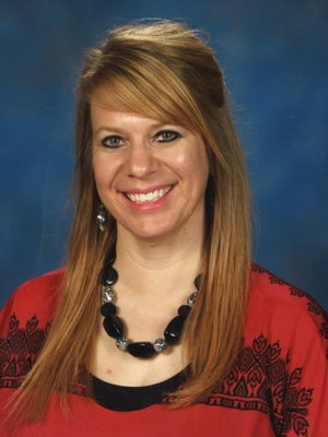 Kimberly Spurgers, Region 15 TEPSAN of the Year