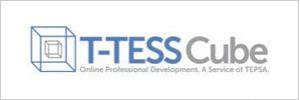 T-TESS Cube Logo